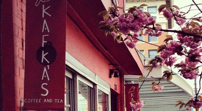 Photo of Coffee Shop Kafka's Coffee & Tea at 2525 Main St, Vancouver, BC V5T 3E5, Canada