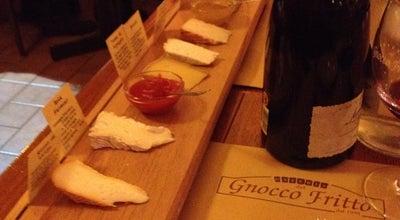 Photo of Italian Restaurant Osteria del Gnocco Fritto at Pasquale Paoli 5, Milano, Italy