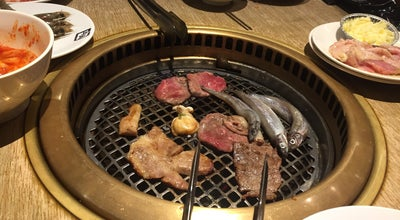 Photo of BBQ Joint 牛角日式炭火燒肉 Gyu-Kaku at 中山路一段152號13f, 板橋區, Taiwan