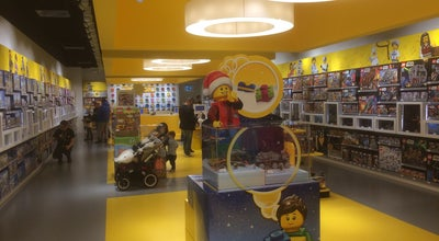 Photo of Toy / Game Store LEGO Store at Stjärntorget 2, Solna 169 79, Sweden