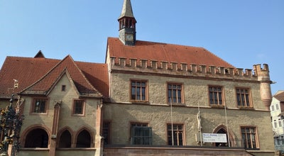 Photo of Historic Site Altes Rathaus at Markt 9, Göttingen 37073, Germany