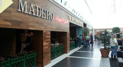 Photo of Burger Joint Madero Burger & Grill at Shopping Palladium, Curitiba 80610-905, Brazil