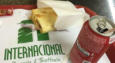 Photo of Pizza Place Pizzaria Internacional at Av. Cel. Colares Moreira, 400 (tropical Shopping), São Luís 65075-900, Brazil