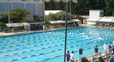 Photo of Pool Εθνικό Κολυμβητήριο Ιλισίων (Ilisio Swimming Pool) at Ταξίλου 42, Ζωγράφος, Greece