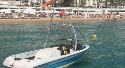 Photo of Beach Croisette Beach club at France