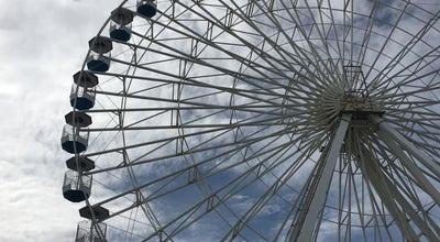 Photo of Theme Park Ocean City Wonderland Ferris Wheel at Ocean City, NJ 08226, United States