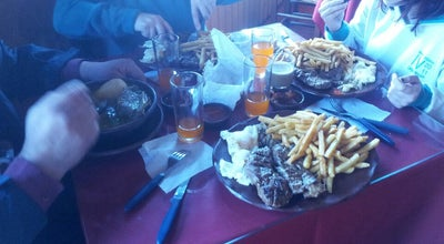 Photo of BBQ Joint La Pergola Restorant at Chillán, Chile