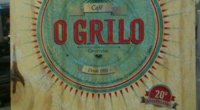 Photo of Cafe O Grilo at R. Principal, 14 Lj 9, Cascais 2775-000, Portugal