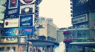 Photo of Plaza Yonge-Dundas Square at 1 Dundas St E, Toronto, ON M5B 2R8, Canada