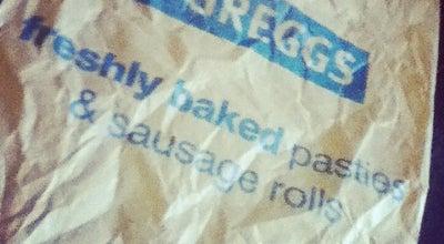 Photo of Bakery Greggs at 93 Carrington St, Nottingham NG1 7FE, United Kingdom