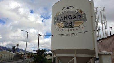 Photo of Brewery Hangar 24 Craft Brewery at 1710 Sessums Dr, Redlands, CA 92374, United States