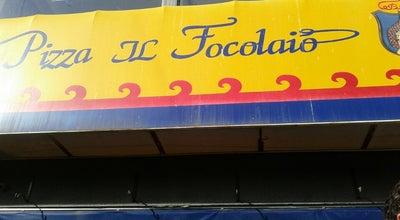 Photo of Pizza Place Il Focolaio at 1223 Place Philips, Montréal, QC H3B 3E9, Canada