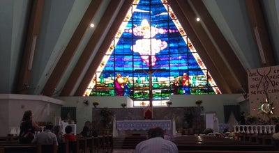 Photo of Church Paróquia Nossa Senhora Aparecida at Pç. Nossa Sra. Aparecida, Araras 13603-018, Brazil