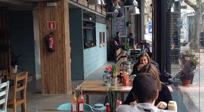 Photo of Burger Joint Timesburg at C. Pujades, 168, Barcelona, Spain