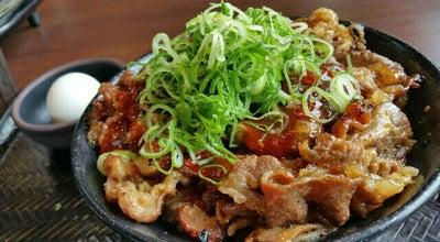 Photo of Korean Restaurant 韓丼 京都八幡店 at 美濃山幸水1-7, 八幡市, Japan