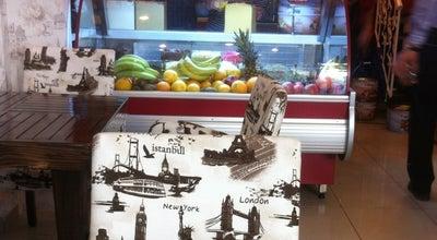 Photo of Dessert Shop Atomik Waffle & Coffee at Şehit Hamit Fendoğlu Caddesi No 32, Malatya 044044, Turkey