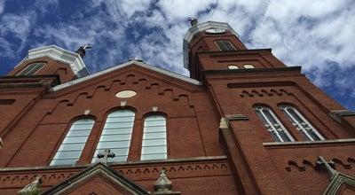 Photo of Church Sacred Heart Catholic Church at 2215 Windsor Ave, Dubuque, IA 52001, United States