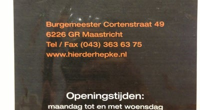 Photo of Breakfast Spot Hierder Hepke at Burgemeester Cortenstr 49, Maastricht 6226 GR, Netherlands