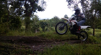 Photo of Trail Sirkuit Offroad Museum Gunung Merapi Dusun Banteng, Hargobinangun, Pakem, Sleman. at Indonesia