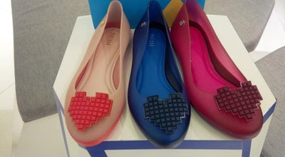 Photo of Shoe Store Melissa Shoes at Singapore