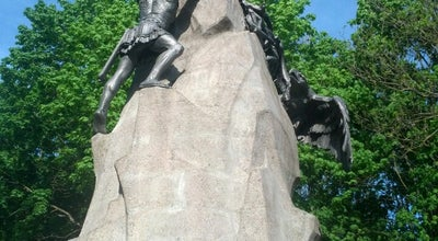 Photo of Monument / Landmark Памятник войне 1812 года at Сквер Памяти Героев, Смоленск, Russia