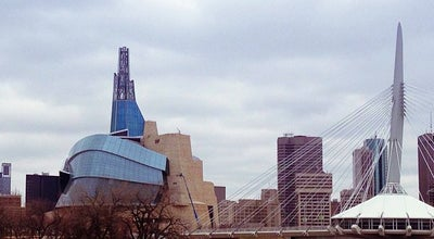 Photo of Museum Canadian Museum for Human Rights at 85 Israel Asper Way, Winnipeg, MB R3C 0L5, Canada