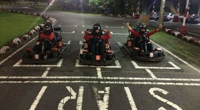 Photo of Racetrack Kids Fun Go Kart at Kids Fun Parcs, Bantul, Indonesia