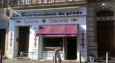 Photo of Dessert Shop Les Gourmandines du Prado at 14 Avenue Du Prado, Marseille 13006, France