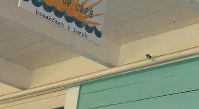 Photo of Breakfast Spot Wake Up Cafe at 749 E 3rd Ave, New Smyrna Beach, FL 32169, United States