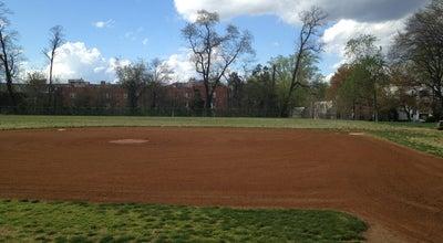 Photo of Baseball Field Stoddert Field at 2500-2598 39th St Nw, Washington, DC 20007, United States
