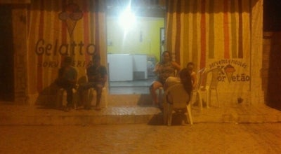 Photo of Ice Cream Shop Gelatto Sorveteria at Rua Edgar Facó, Beberibe, Brazil