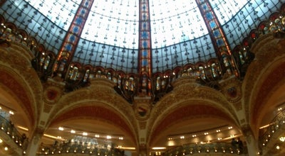 Photo of Men's Store Galeries Lafayette Homme at 40 Boulevard Haussman, Paris 75009, France