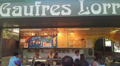 Photo of Ice Cream Shop Gaufres Lorraine at 12 Place Stanislas, Nancy 54039, France
