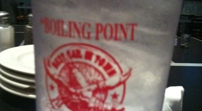 Photo of Seafood Restaurant The Boiling Point at 4975 Pepper Chase Dr, Southaven, MS 38671, United States