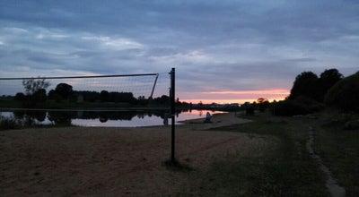 Photo of Beach Volejbola Laukums Pie Varžu Dīķa at Latvia