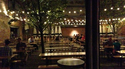 Photo of Beer Garden Frankford Hall at 1210 Frankford Ave, Philadelphia, PA 19125, United States