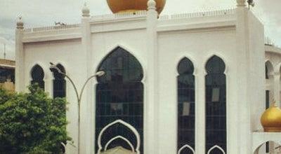 Photo of Mosque Wellawatte Jumma Masjid at Galle Rd., Colombo 00600, Sri Lanka