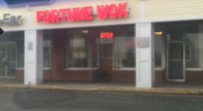 Photo of Chinese Restaurant Fortune Wok at 844 Washington St, Middletown, CT 06457, United States