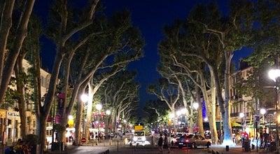 Photo of City Aix-en-Provence at Aix-en-provence, Aix-en-Provence 13100, France