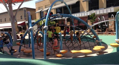 Photo of Playground The Promenade Outdoor Family PlaySpace at 1151 Galleria Blvd, Roseville, CA 95678, United States