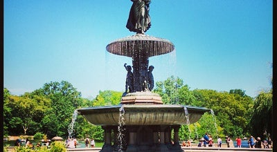 Photo of Outdoors and Recreation Bethesda Fountain at Terrace Dr, New York, NY 10021, United States