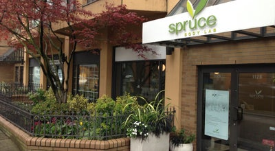Photo of Spa Spruce Body Lab Spa at 1128 Richards St, Vancouver, BC V6B 3E6, Canada