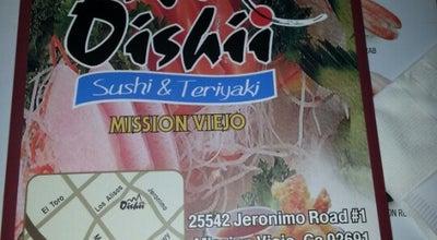 Photo of Sushi Restaurant Oishii Sushi & Teriyaki at 25542 Jeronimo Rd #1, Mission Viejo, CA 92691, United States