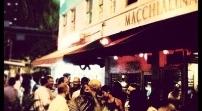 Photo of Italian Restaurant Macchialina at 820 Alton Rd, Miami Beach, FL 33139, United States