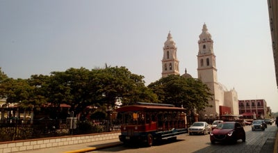 Photo of Historic Site Centro Histórico at Campeche, Mexico