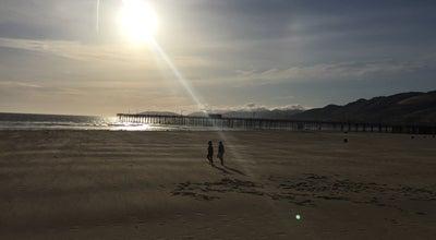 Photo of Beach Pismo Beach at Pismo Beach, Ca, United States