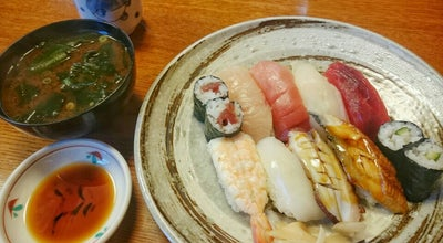 Photo of Sushi Restaurant 話寿し at 住吉5-2-28, 徳島市 770-0861, Japan