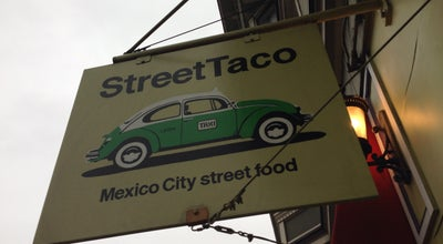 Photo of Mexican Restaurant Street Taco at 1607 Haight St, San Francisco, CA 94117, United States