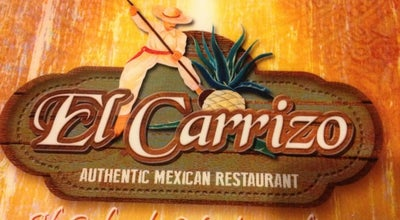 Photo of Mexican Restaurant El Carrizo Mexican at 6575 Whittlesey Blvd, Columbus, GA 31909, United States