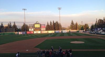 Photo of Baseball Field Rancho Cucamonga Quakes at Rancho Cucamonga, CA, United States